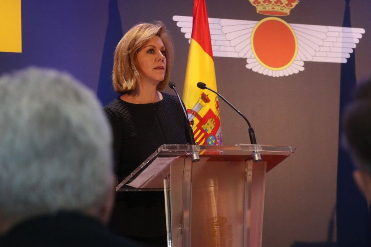 Defensa desmiente que se presionara al piloto fallecido en Torrejón