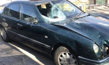 Hallan en El Casar (Guadalajara) el coche del atropello mortal en Fuente el Saz