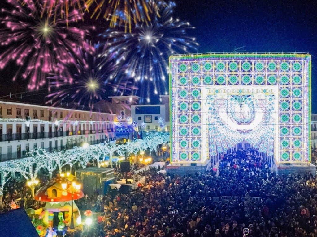 Un espectáculo piromusical infantil cerrará la Cabalgata de Reyes de Torrejón