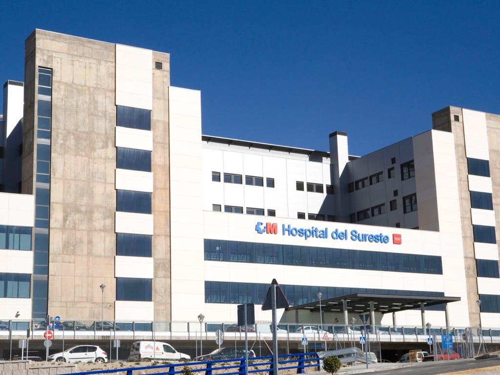 Urgencias saturadas y sin camas libres en el Hospital de Arganda del Rey