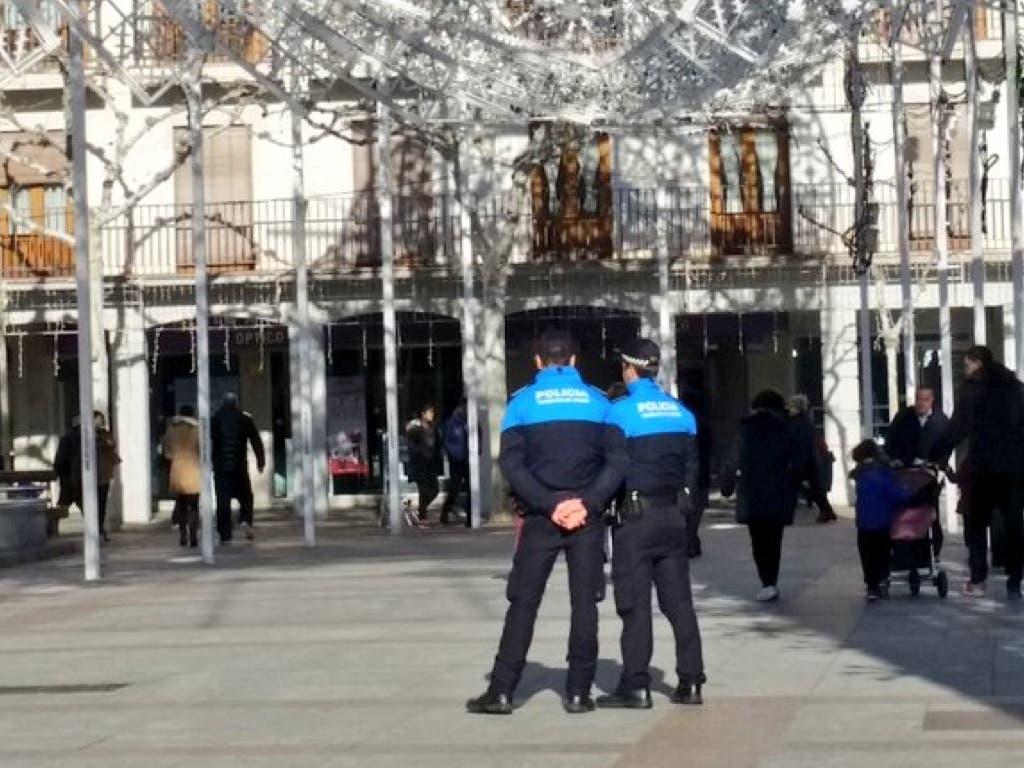 Varios detenidos por robar en comercios de Torrejón