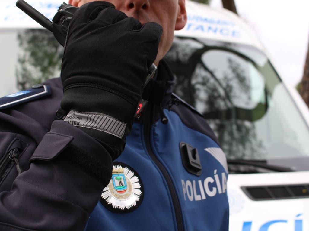 Detenido en Vicálvaro por amenazar de muerte a su ex en la puerta de su casa