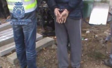Esclarecido en Mejorada el robo de un camión de butano en Vicálvaro