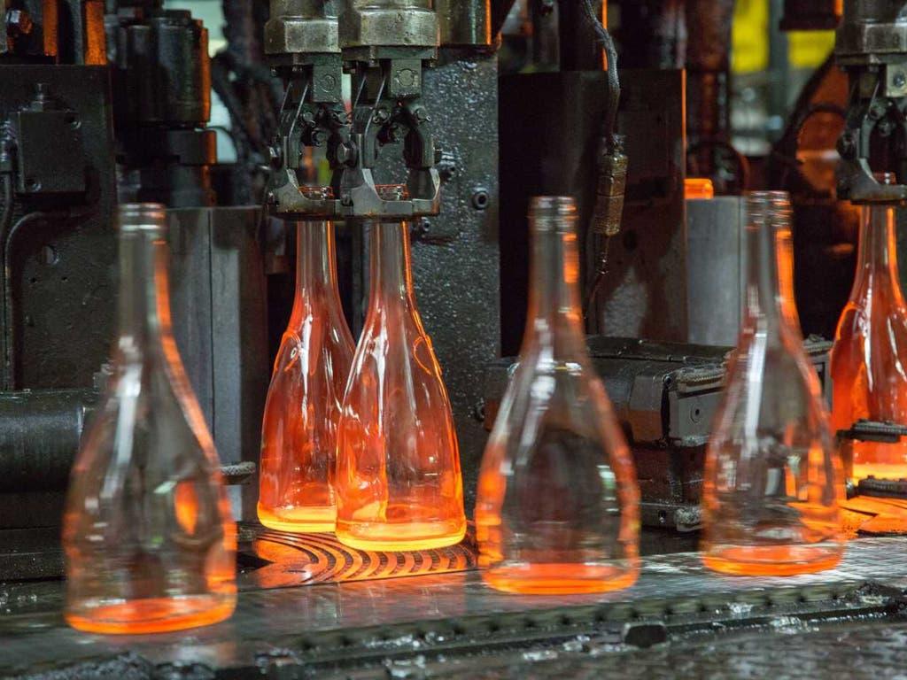 La empresa Verallia invertirá 5 millones de euros en su planta de Azuqueca