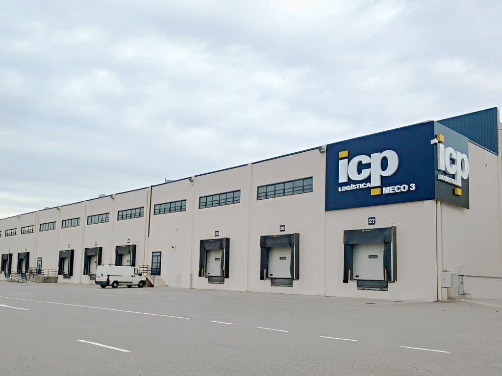 La empresa ICP Logística amplía sus instalaciones de Meco