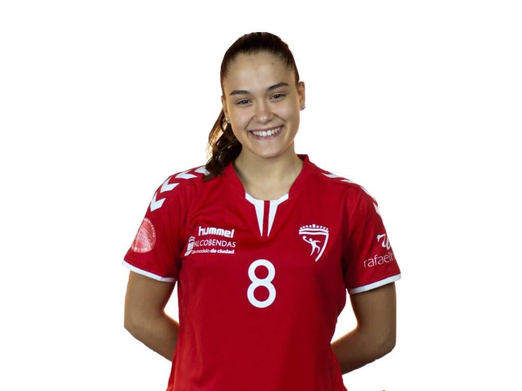 La torrejonera Alba Fernández, campeona de España de Balonmano