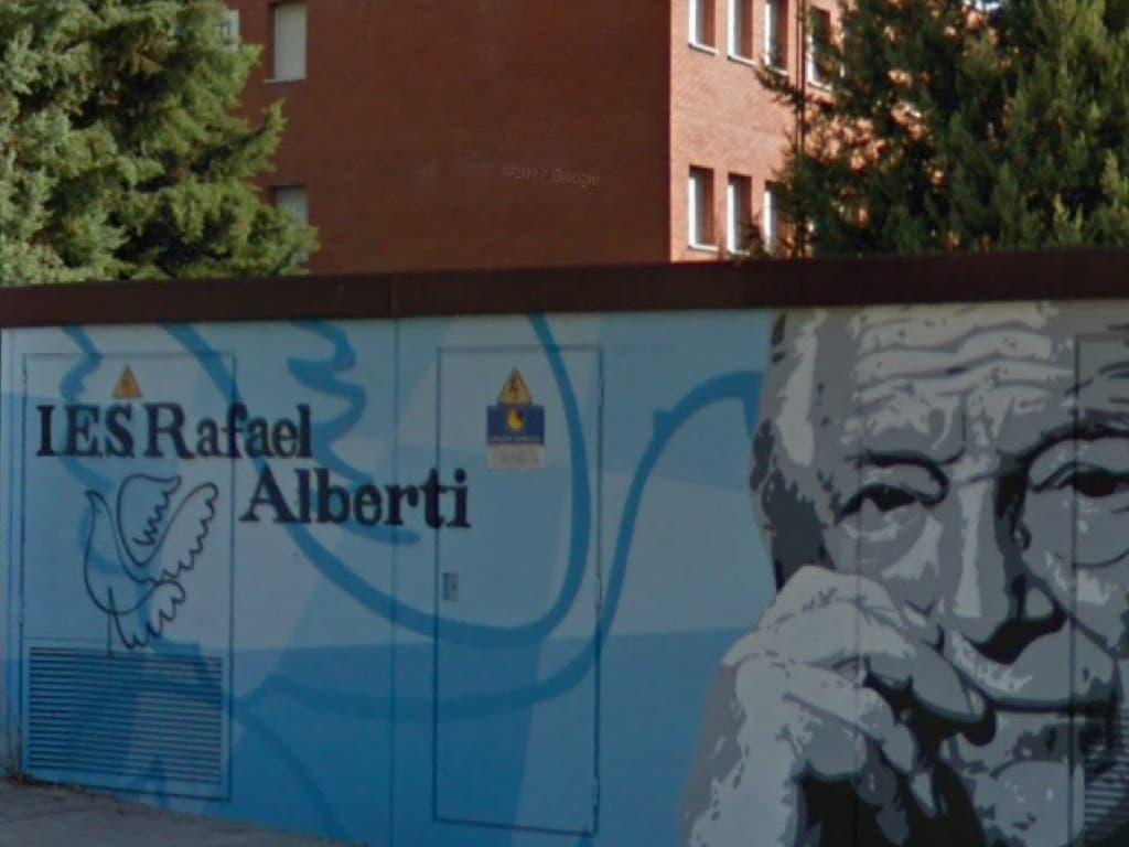 El IES Rafael Alberti de Coslada será bilingüe el próximo curso
