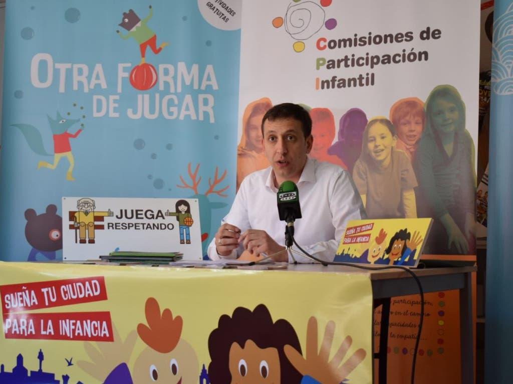 Alcalá pide a sus vecinos que imaginen cómo será en 2030