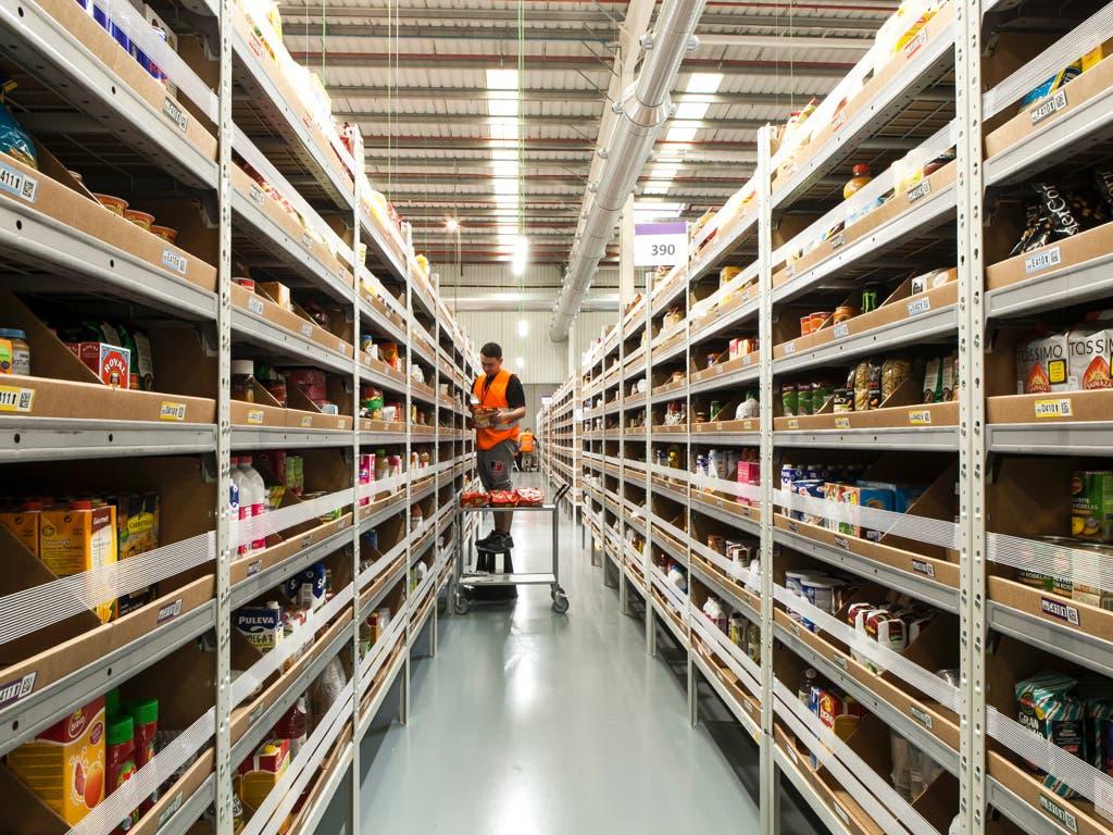 Amazon despide a más de 100 trabajadores temporalestras lahuelga