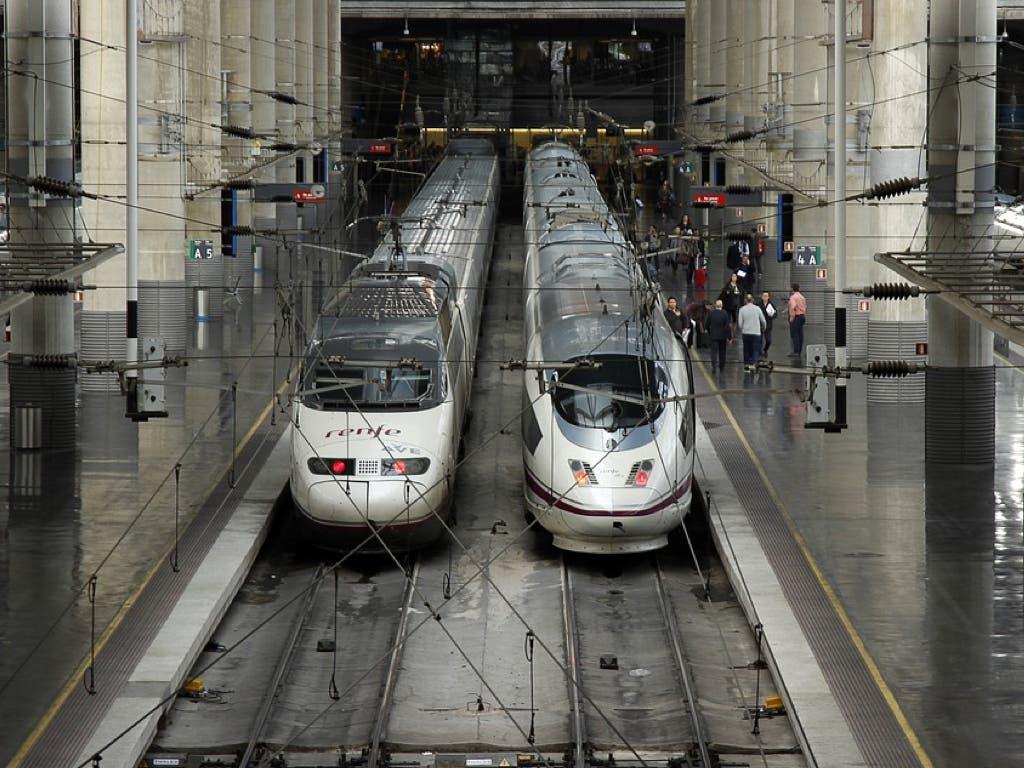Madrid hará test de antígenos a trabajadores de las estaciones Atocha y Chamartín