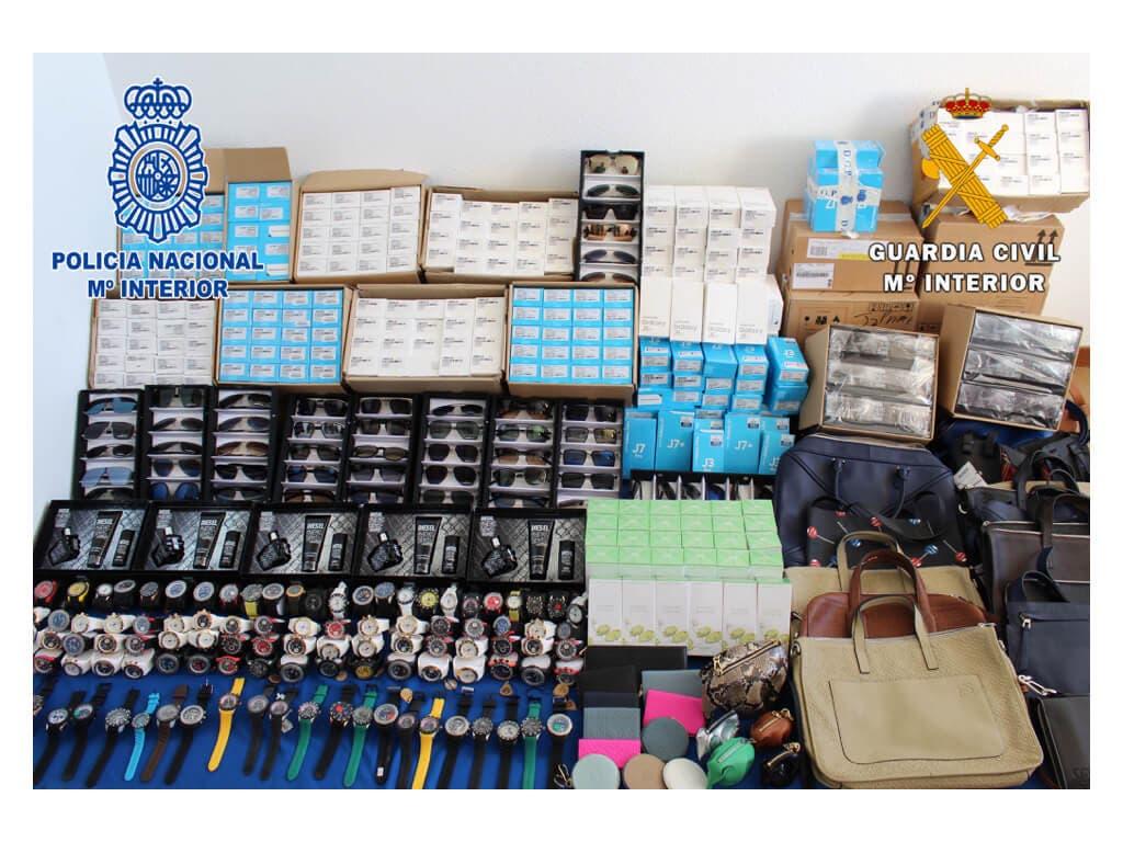 Detenidos en Torrejón 5 miembros de una banda que robó 4.700 móviles