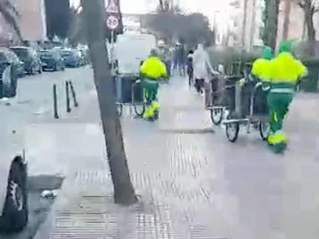 Crece la tensión en Alcalá de Henares por la falta de limpieza en las calles