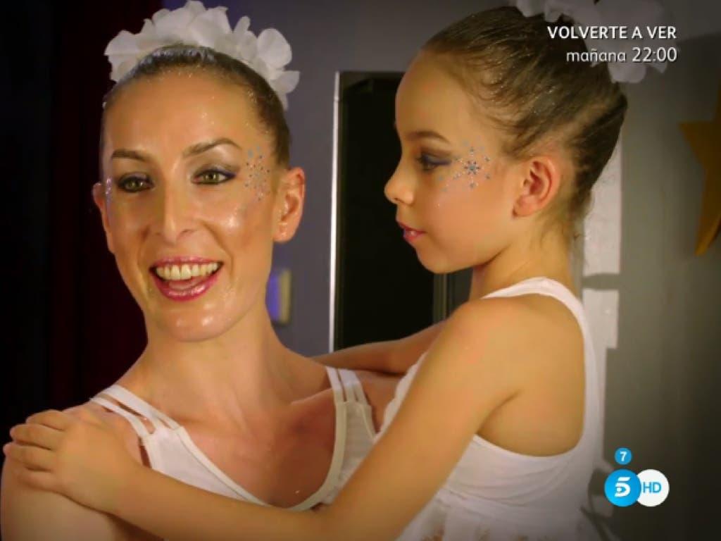 Bea y Alba en Got Talent (Mediaset).