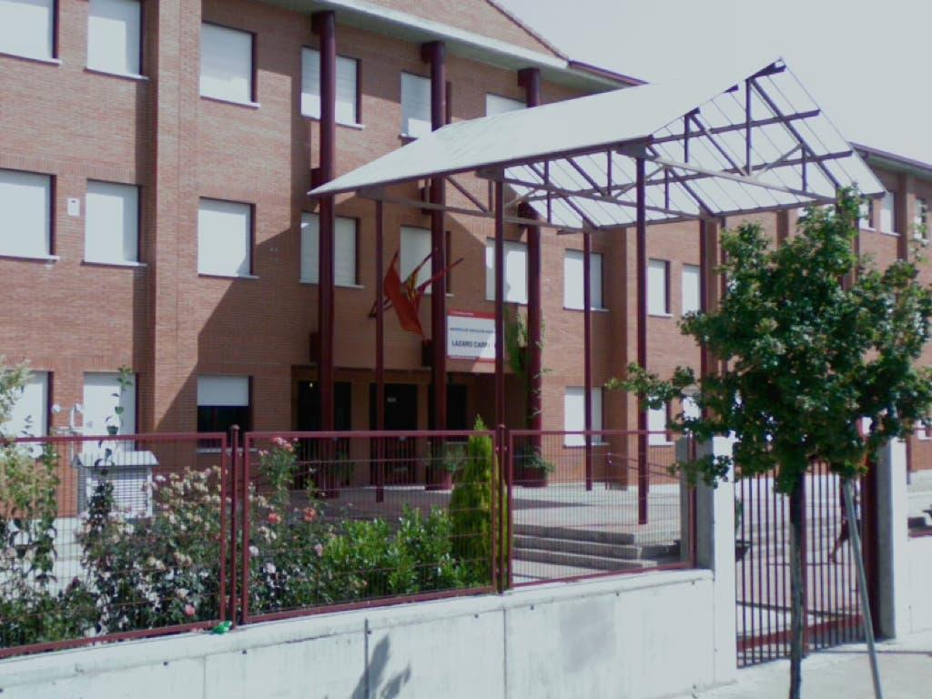 El instituto de Espartales tendrá Bachillerato de Ciencias