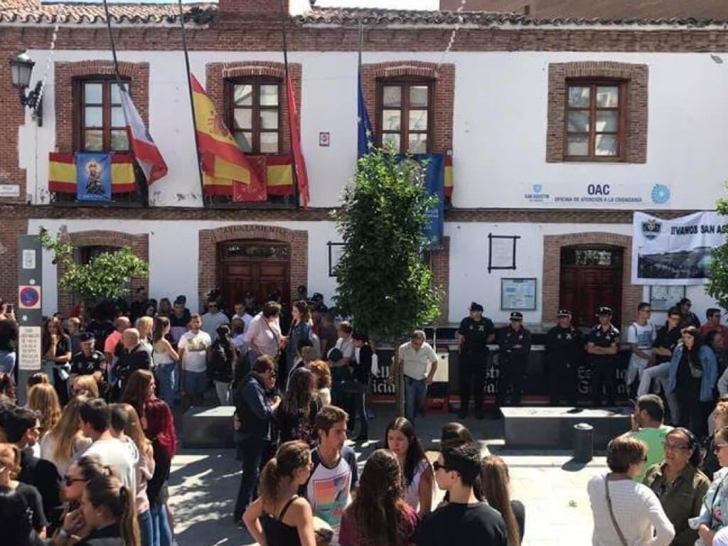Esclarecido el crimen del joven apuñalado en San Agustín de Guadalix