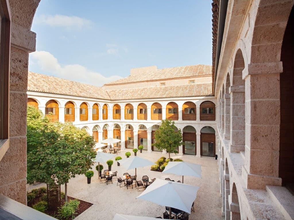 El Parador de Alcalá, el segundo mejor de España según TripAdvisor