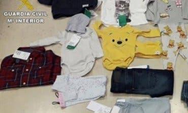 Detenida en Rivas una falsa embarazada por robar en un centro comercial