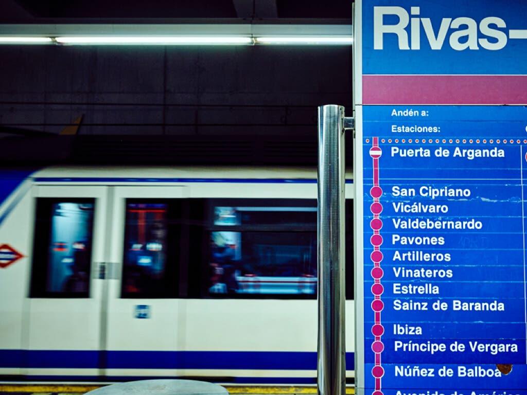Metro invertirá 26 millones para mejorar el tramo de Rivas y Arganda