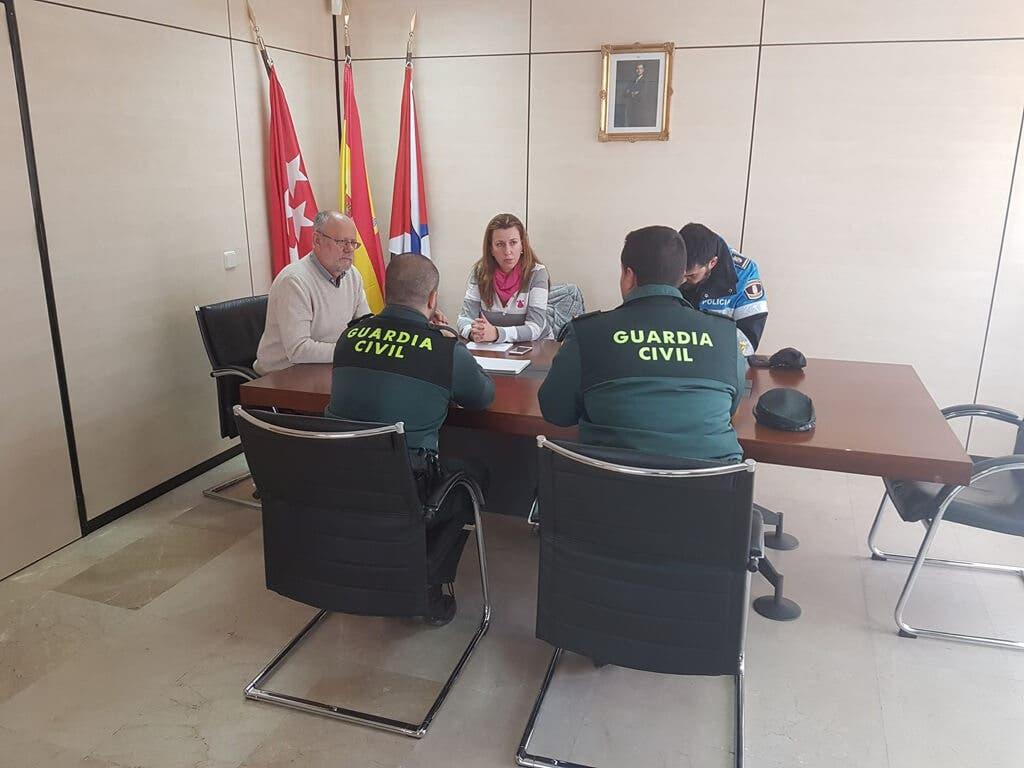 Exigen más seguridad en Villalbilla ante el aumento de robos