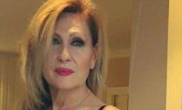 La torrejonera Rosa Benito celebra su cumpleaños posando en lencería