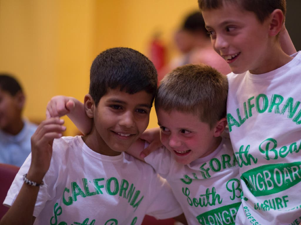 Torrejón busca familias para acoger a niños saharauis durante el verano