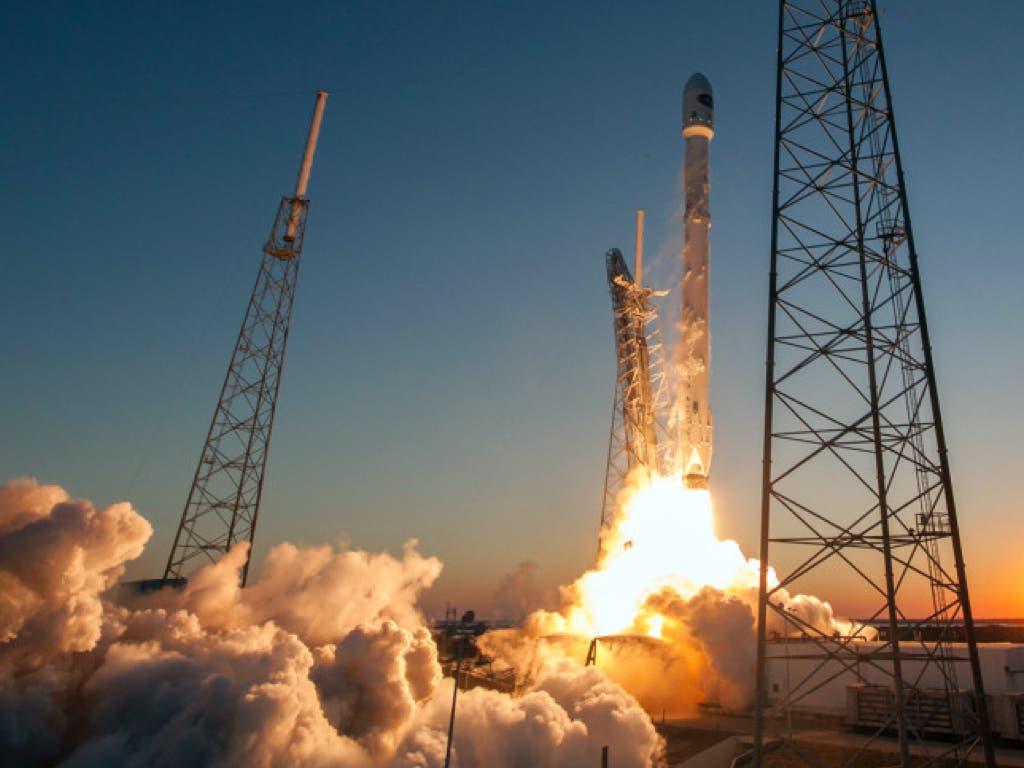 España lanza el satélite PAZ, que será seguido desde Torrejón