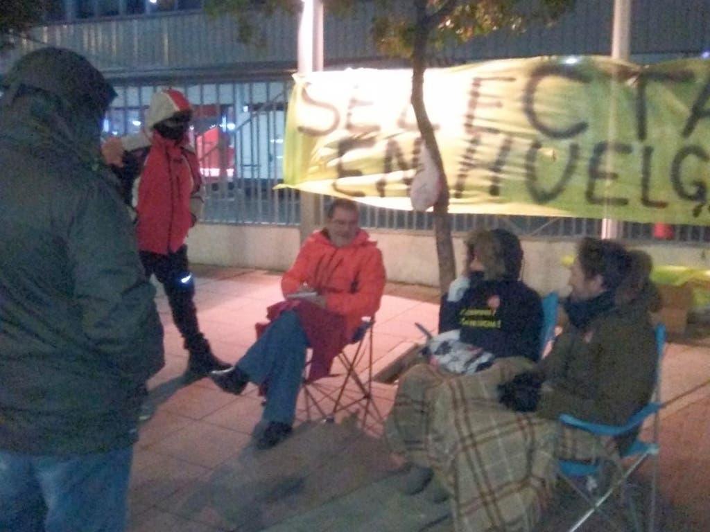 El 99% de la plantilla de Selecta en Torrejón secunda la huelga
