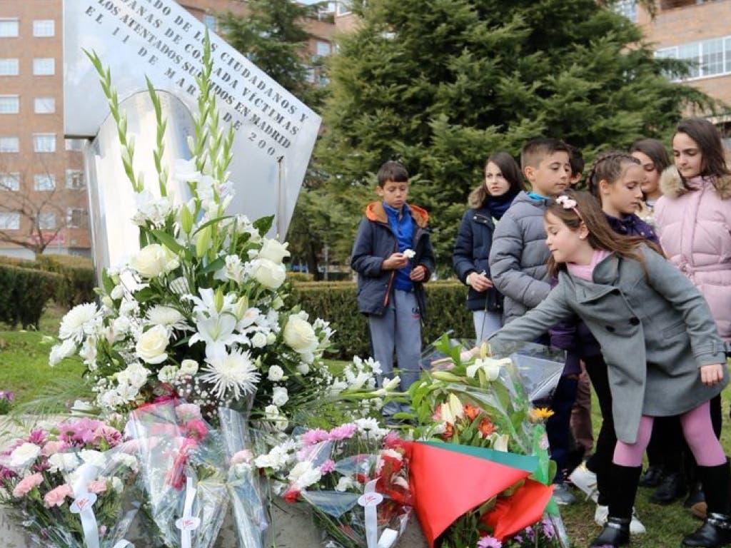 Así recordó el Corredor del Henares a las víctimas del 11-M