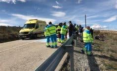 Muere un motorista y otro resulta grave en un accidente en Madrid