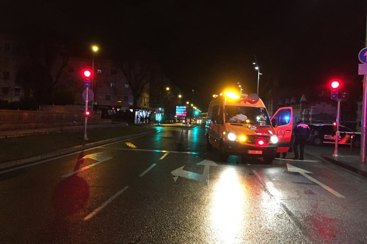 Herido grave un joven de 16 años tras ser apuñalado en Madrid