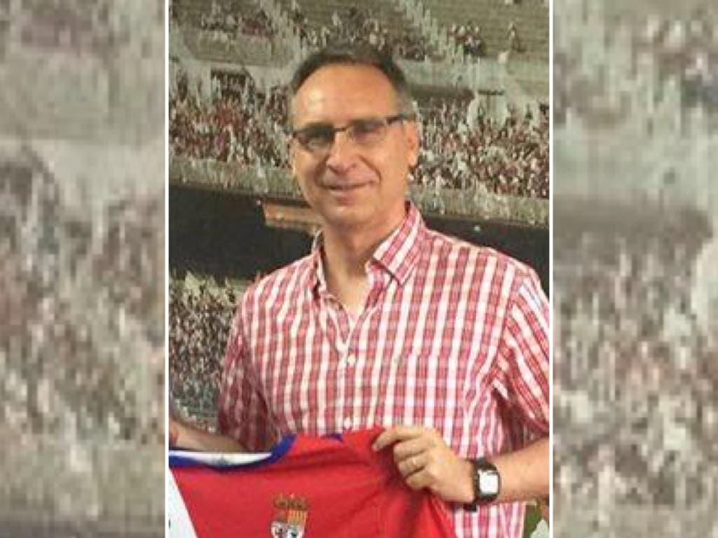 Abandona la UCI el entrenador de la AD Torrejón tras ser operado