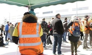 Amazon ofrece subidas de sueldo para frenar la huelga en San Fernando