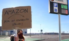 Segundo día de huelga en Amazon con un seguimiento «masivo»
