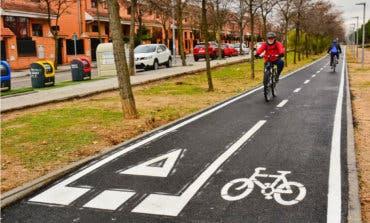 Así es el Anillo Ciclista de Torrejón, cuya segunda fase ya está acabada