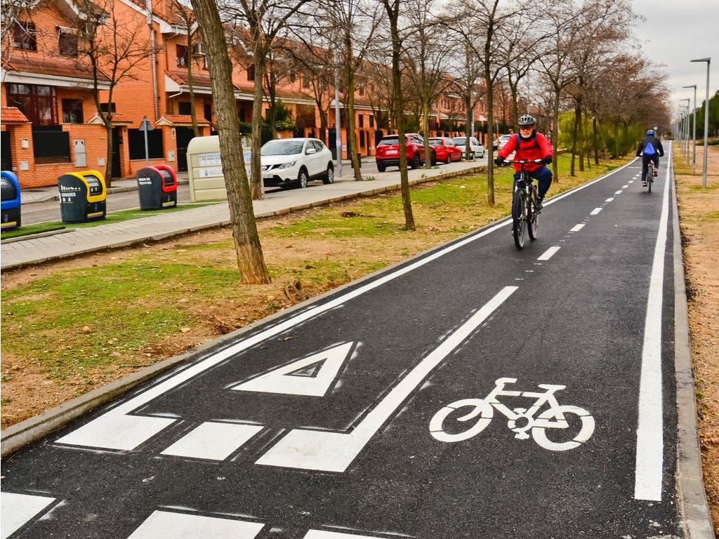 Finaliza la segunda fase del Anillo Ciclista de Torrejón