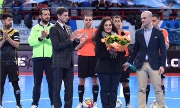 Movistar Inter: Así fue el emotivo homenaje a Cecilio Rodríguez en Torrejón