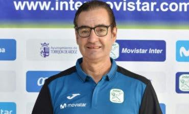 El Inter rinde homenaje en Torrejón a Cecilio Rodríguez, fallecido de un infarto