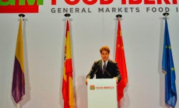Torrejón celebra la llegada del gigante chinoBright Food