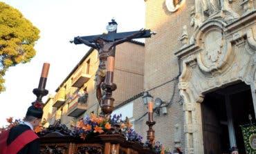 Jueves Santo en Alcalá, Torrejón y Guadalajara, en imágenes