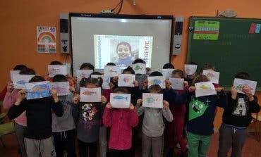 Un colegio de Algete se solidariza con la familia de Gabriel, el niño desaparecido en Almería