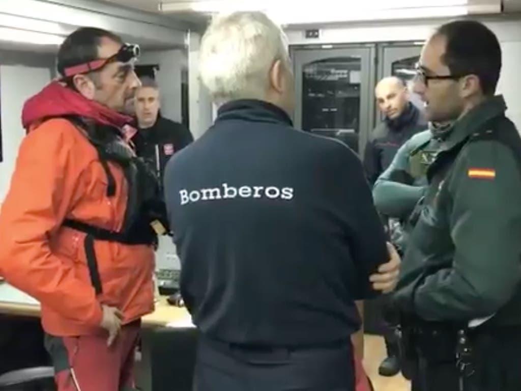 Localizan a un senderista perdido en la Sierra de Guadarrama