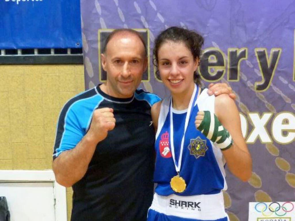 La torrejonera María González representará a España en el Campeonato Europeo de Boxeo Sub 22