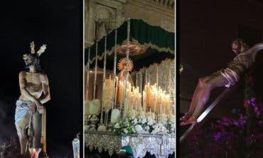 Miércoles Santo en Alcalá, Torrejón y Guadalajara, en imágenes