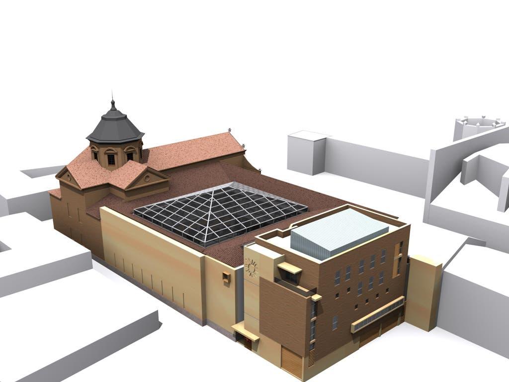Se amplía el Museo Arqueológico Regional, en Alcalá de Henares