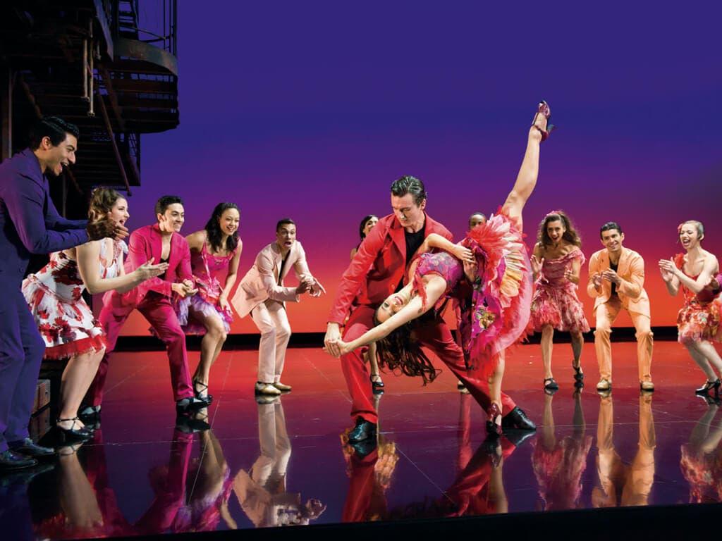Llega a Madrid West Side Story, el musical original de Broadway
