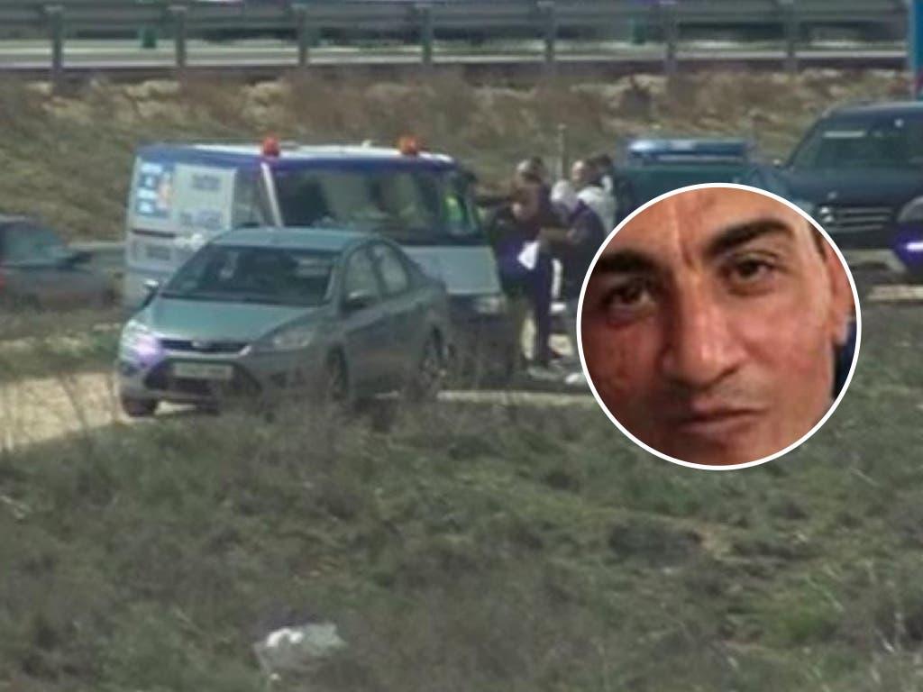 Buscan al presunto asesino de la madrileña hallada en la A-5