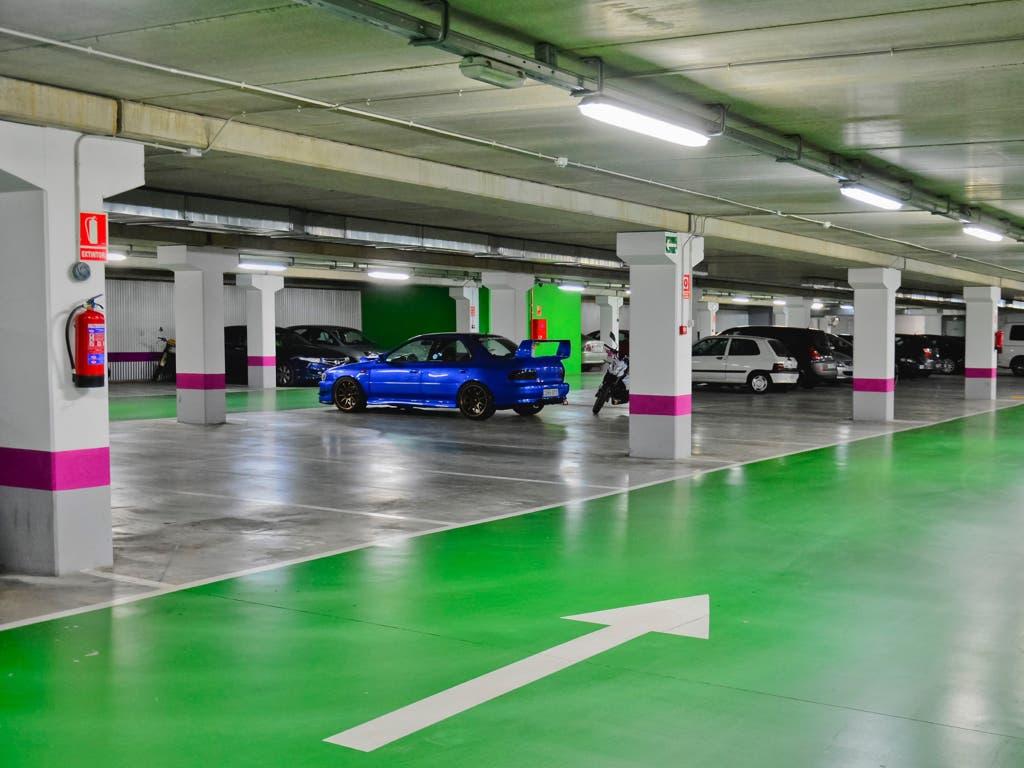 Torrejón ofrece 1.000 plazas de garaje desde 20 euros al mes