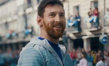 El anuncio de Pepsi con Marcelo y Messi grabado en Alcalá de Henares