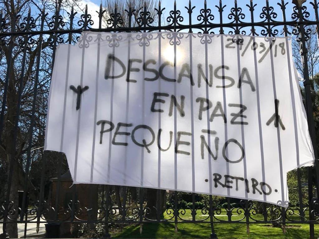 Tragedia en El Retiro: El parque seguirá cerrado durante toda la Semana Santa