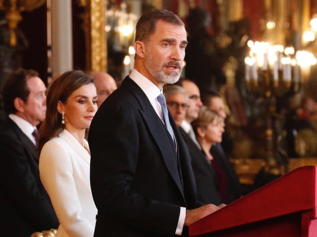 El Rey visita este jueves Torrejón de Ardoz
